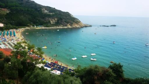 Spiaggia Cavoli